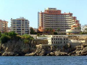 курортная недвижимость Турции