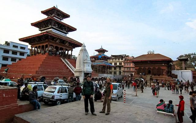 центр Катманду