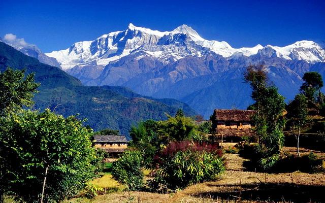 долина Покхара