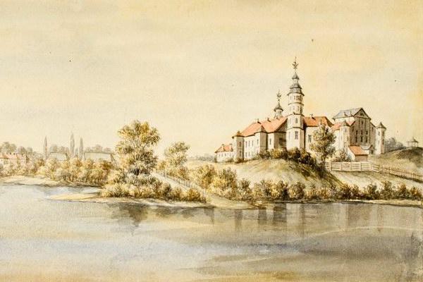 История Несвижского замка