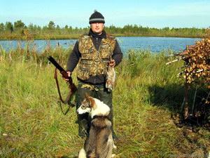 охотничий туризм в Западной Сибири