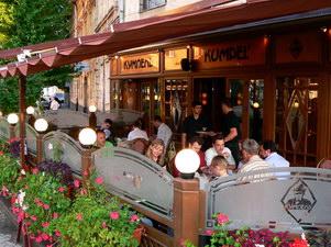 Ресторанный бизнес в Украине