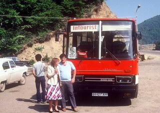 Молодёжный выездной туризм в СССР