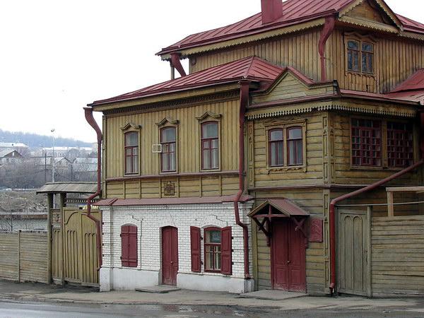 Дом-музей Павла Варфоломеевича Кузнецова в Саратове