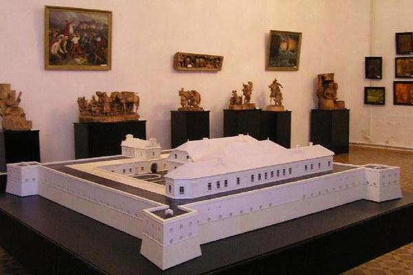 музей в Збаражскои замке