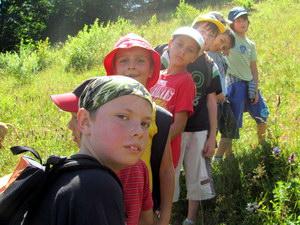 детские лагеря в Карпатах