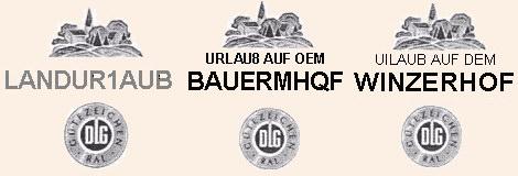 Применение немецкого опыта развития агротуризма