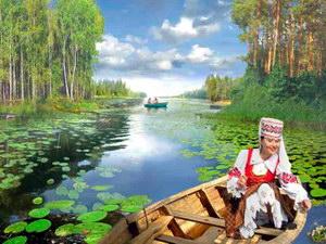 Фольклорный туризм в Беларуси