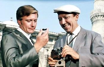 Советские туристы за рубежом