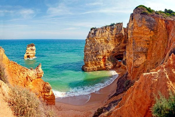 пляж Praia da Laje
