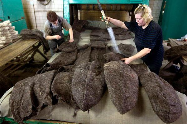 Белорусская фабрика валяльно-войлочной продукции