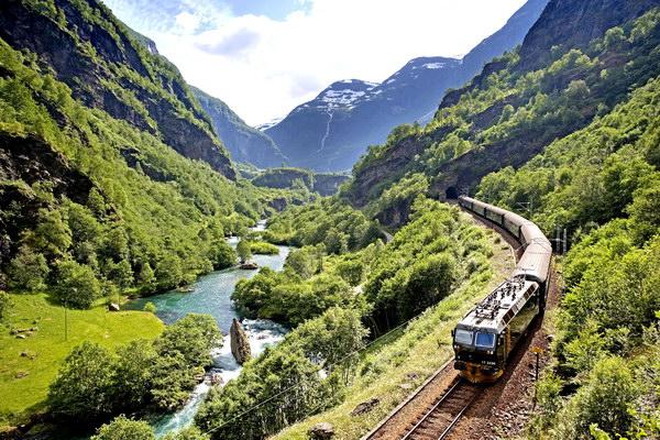 Бергенская железная дорога