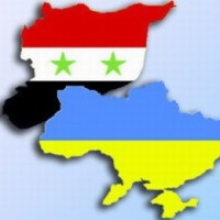украинско-сирийские отношения