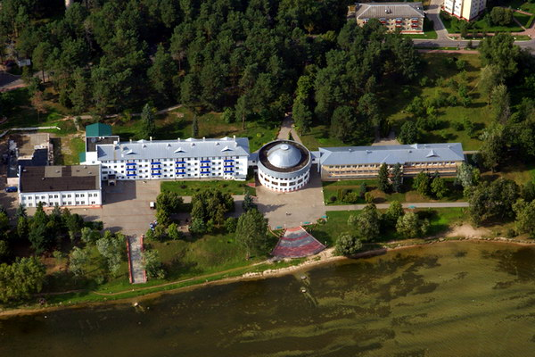 курорт Нарочь