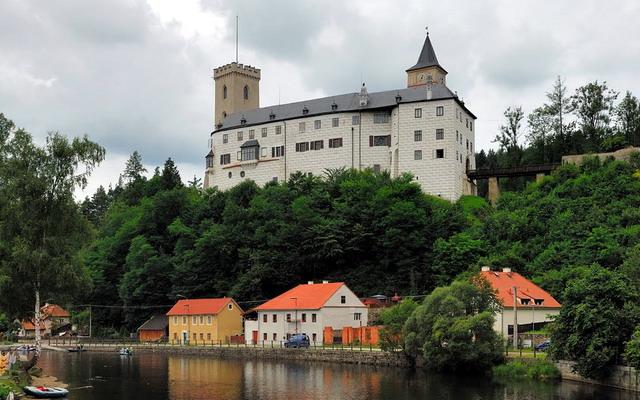 замок Розенберг (Рожмберк)