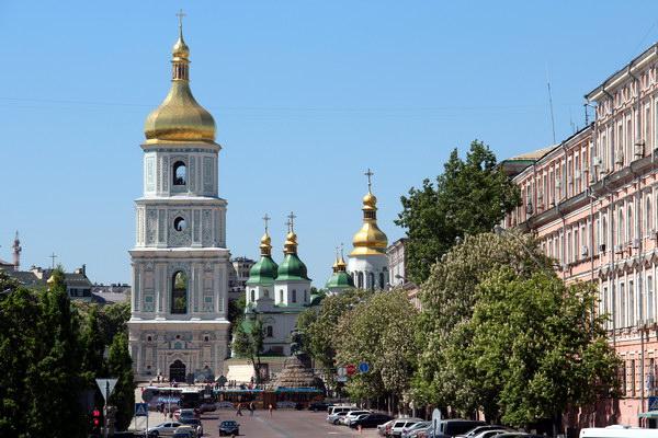 экскурсии по Киеву