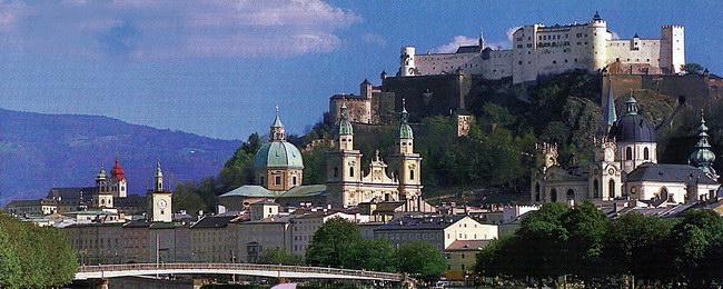 Зальцбург: Моцарт, лыжи, SPA и штрудель