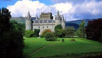 Замок Инверари