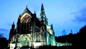 кафедральный собор в Глазго