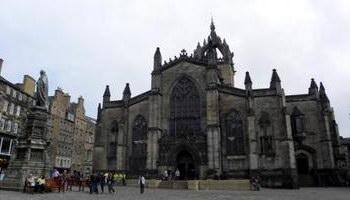 эдинбургский собор святого Джайлса