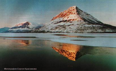 плато Путорана
