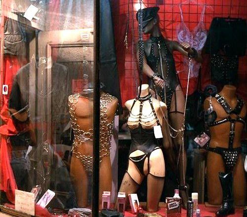 секс-туризм в Голландии
