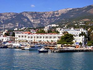 курортно-рекреационное развитие Крыма