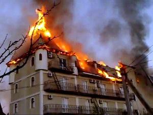 пожарная сигнализация в гостинице
