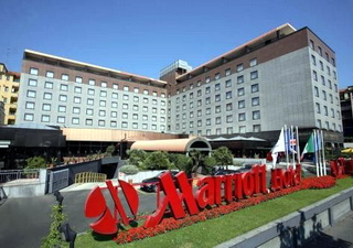 гостиничная цепь Marriott