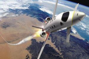 Космический туризм станет реальностью уже к 2012 году