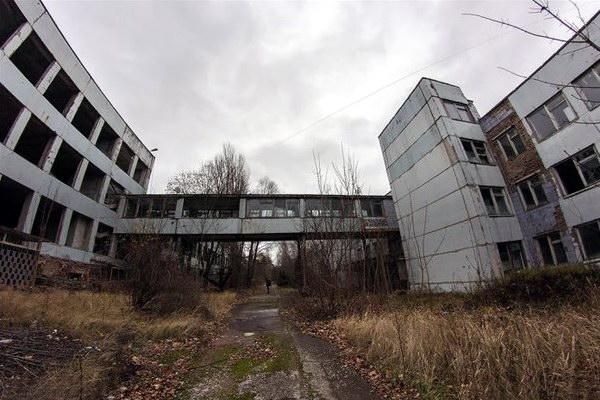 Чернобыльская зона