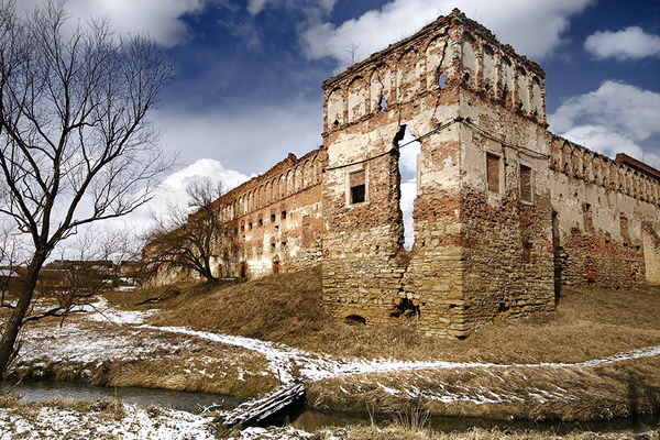Старосельский замок