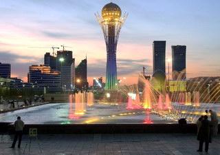 развитие рынка туристских услуг в Казахстане