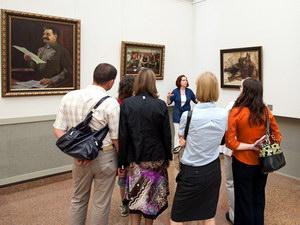 Организация самостоятельной работы студентов в музеях