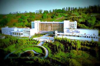 санаторно-курортный комплекс России