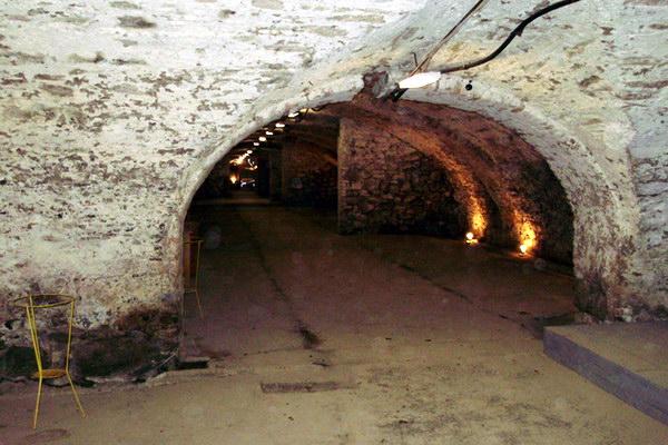 Винные подвалы Ракоци