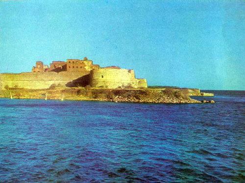 Путь к Валааму лежит мимо древней крепости Орешек