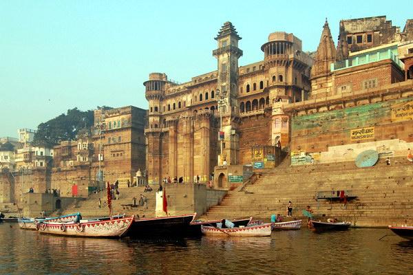 Варанаси - священный город в Индии
