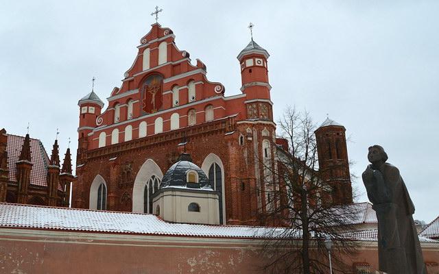 Костел святых Франциска и Бернарда