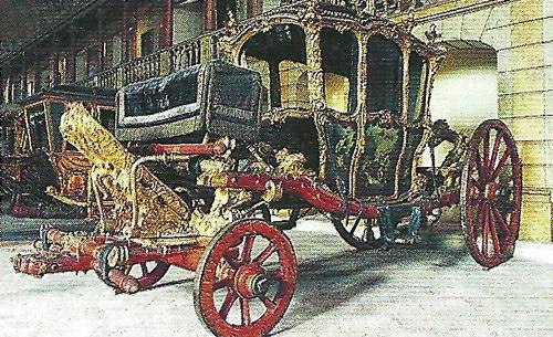 Стоимость кареты в музее карет в Лиссабоне так велика, что хватило бы на годовой бюджет целого государства