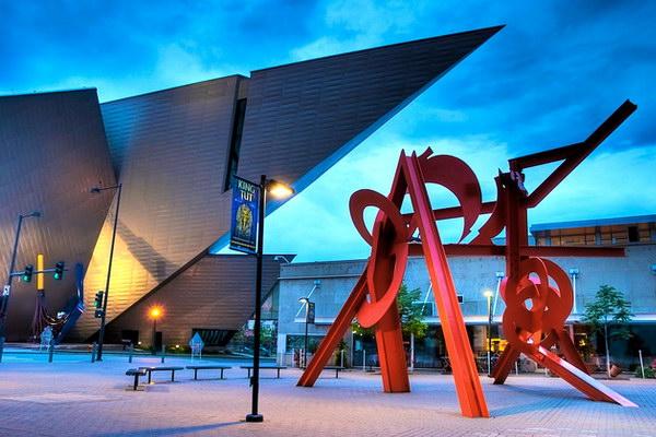 Музей изящных искусств в Денвере