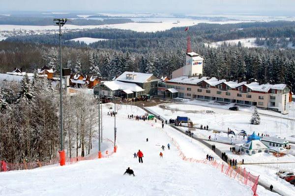 горнолыжный комплекс «Логойск»