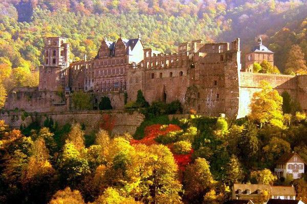 Гельдейбергский замок