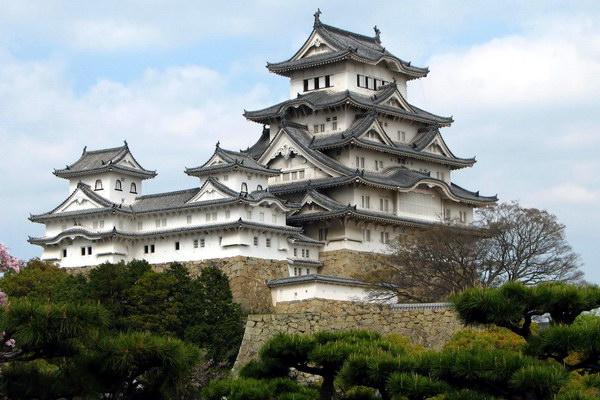 Замок Белой Цапли (замок Химедзи)