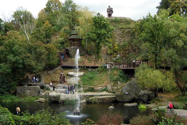 город Коростень, купальня княгини Ольги