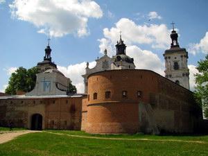 Монастир-фортеця католицького ордену Босих Кармелітів (м. Бердичів)
