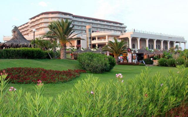 курортний готель