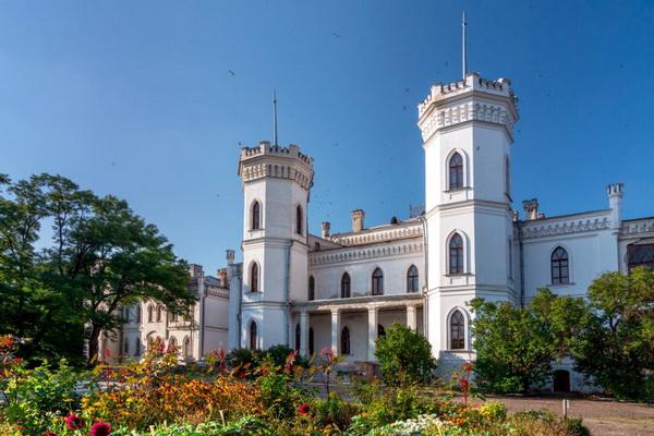 Шарівський палац