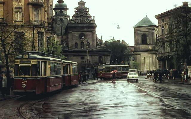 Львів у радянські часи