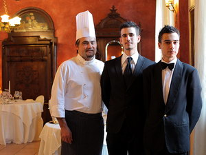 Визначення рівня сформованості професійної культури майбутніх фахівців сфери ресторанного господарства